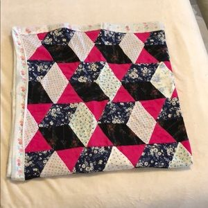 Other - Beautiful handmade baby quilt